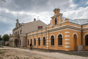 Zabytkowy dworzec odzyskał blask