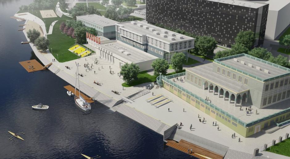 Bulwar nad Odrą będzie dostępny nie tylko dla studentów