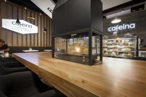 Mode:lina Architekci potrafią podnieść ciśnienie - oto projekt Cafeina