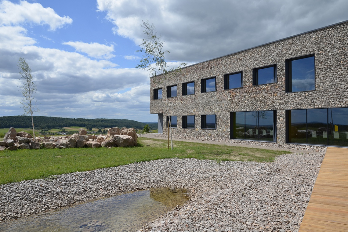 WXCA zakończyło prace projektowe przy Europejskim Centrum Edukacji Geologicznej