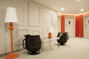 Nominacja Prime Property Prize 2015: Hotel Ibis Styles o bajkowym wnętrzu