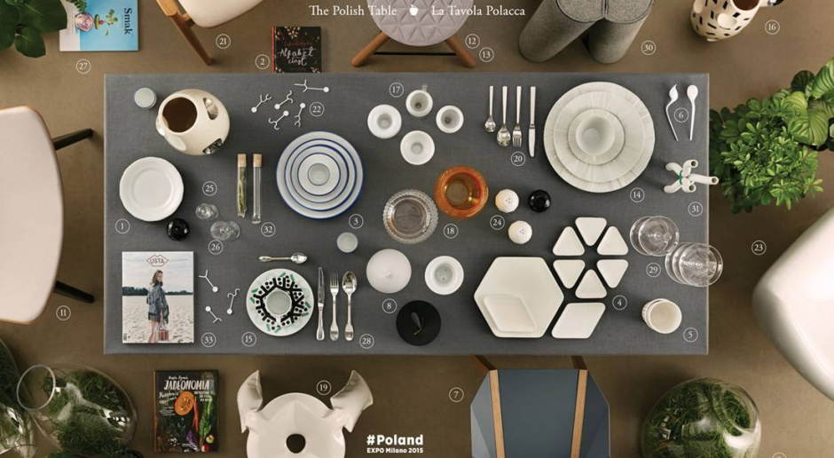 Polski design w Mediolanie. Pokażą nowy pomysł na polski stół