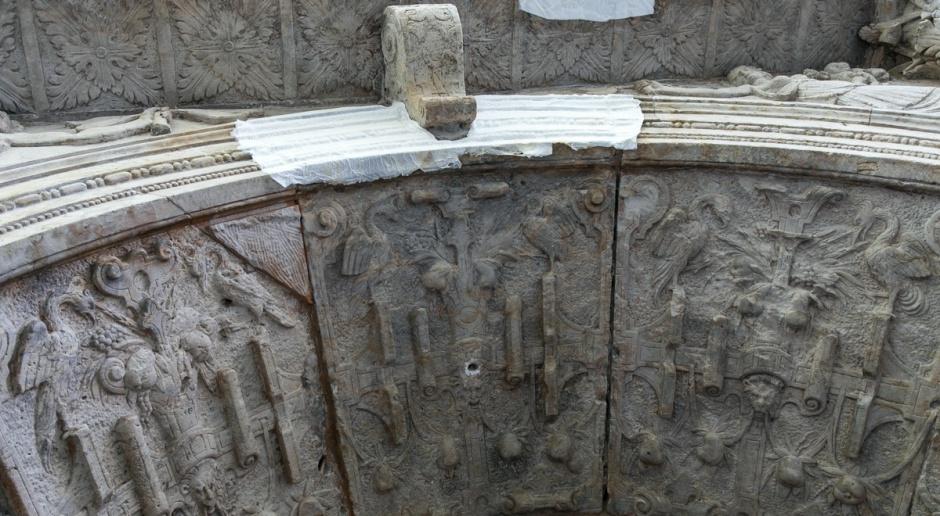Wrocław: Konserwatorzy zabytków odsłaniają oryginał sprzed 400 lat