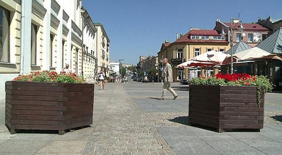 Zrewitalizowano zabytkowe środmieście Kielc