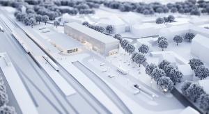 Riegler Riewe Architekten zaprojektuje dworzec w Goleniowie