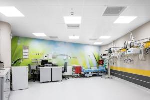 Warszawski Szpital dla Dzieci projektowali Chmielewski Skała Architekci