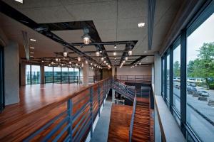 Tak wygąda nowy gmach ASP Katowice według projektu An Archi Group