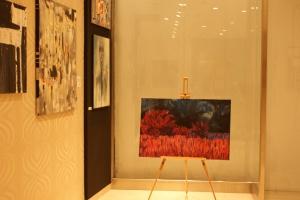 Artyści z Project ART wystawiają swoje prace w CH Port Łódź
