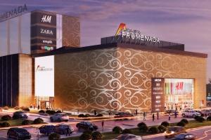 Centra handlowe w Warszawie w trakcie budowy