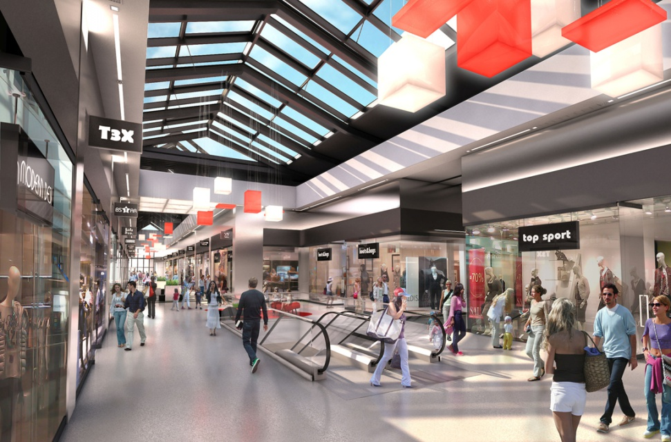 73faac40a4aaa W rozbudowanym Factory Ursus działać będzie ponad 100 sklepów i lokali  usługowych. Są to nowe marki, których dotąd nie było w centrum, m.in.:  modowe (Digel ...