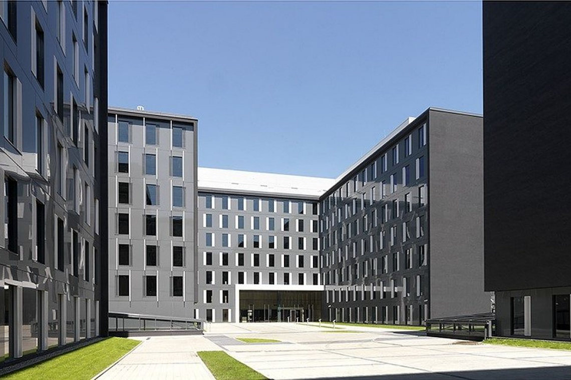 NOW zaprojektowali University Business Park, a Strabag zbuduje