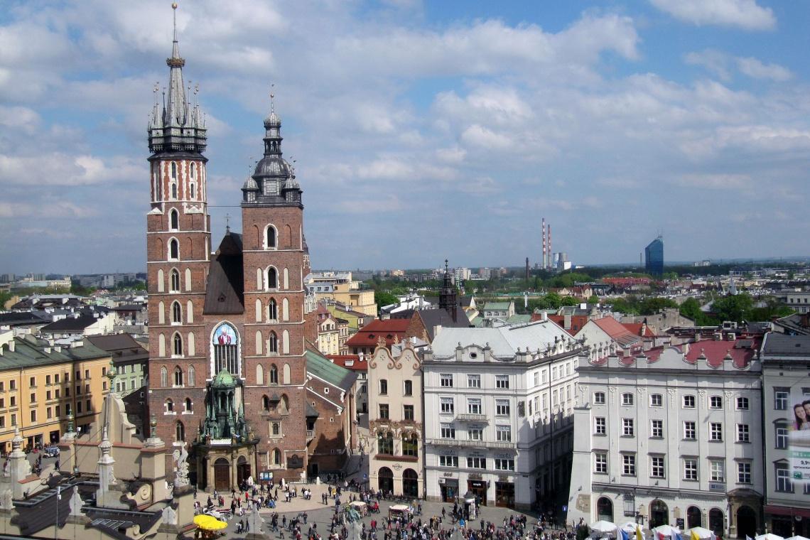Kraków: Prace badawcze i konserwatorskie w Bazylice Mariackiej