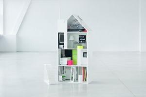 Architekci budują domy... dla lalek?