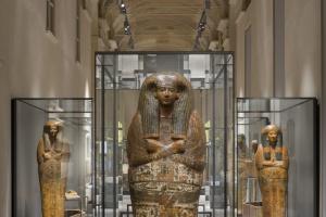 Skarby Faraonów są bezpieczne w odnowionym muzeum
