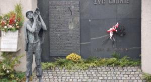 Makieta pomnika Poległych Stoczniowców dla niewidomych