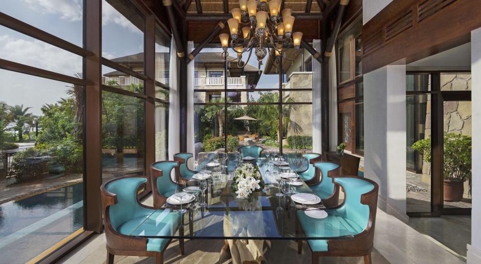 Wyjątkowa koncepcja luksusowego hotelu od Mirk Architecture i Patricka Blanca