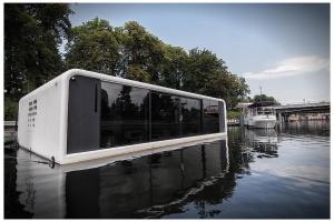 TOP 10: Niezwykłe projekty na wodzie, a nawet... pod wodą!