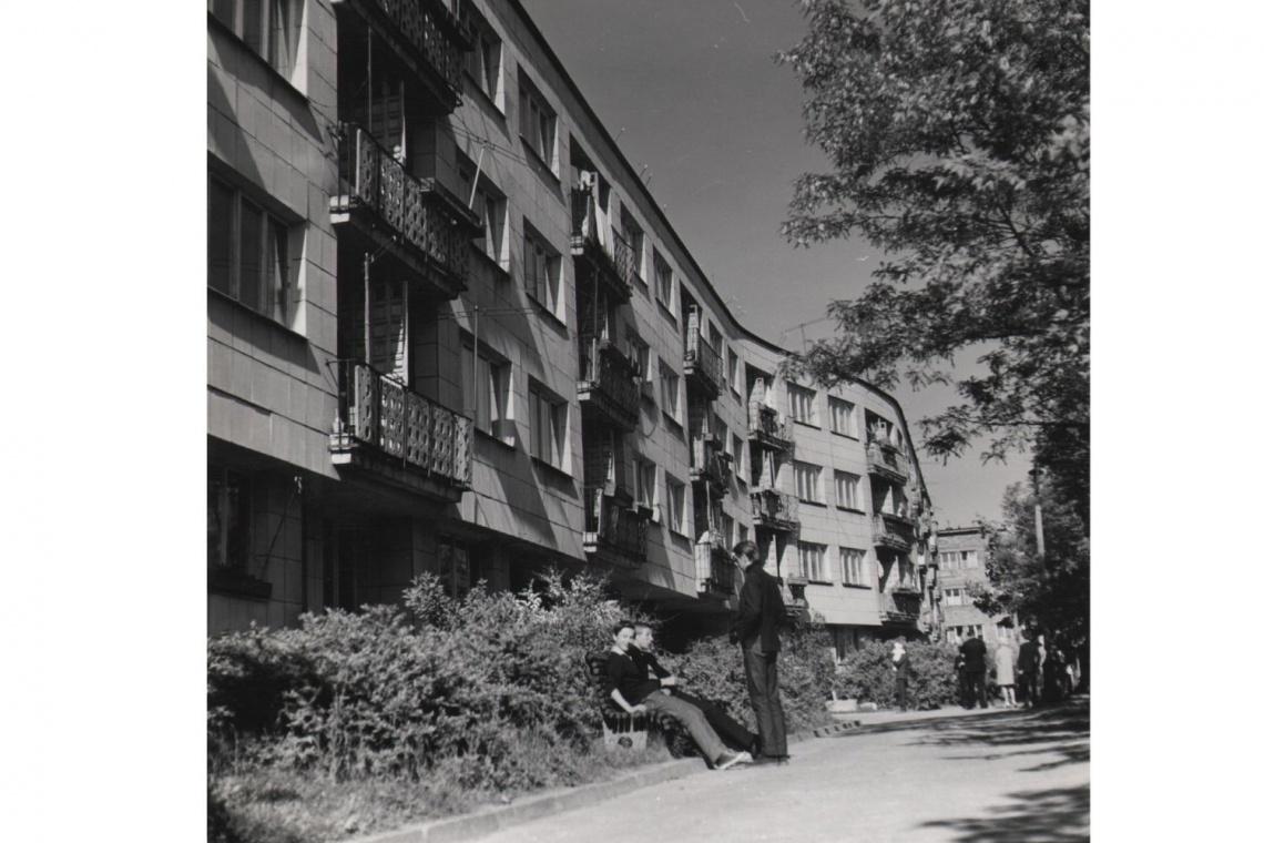 Polska architektura i design po II wojnie światowej