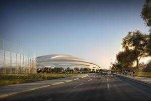 Zaha Hadid oskarża japoński rząd i architektów