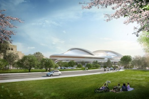 Zaha Hadid nie zaprojektuje stadionu w Tokio