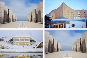 Co by było, gdyby budowle mogły mówić? Ikony architektury na ekranie