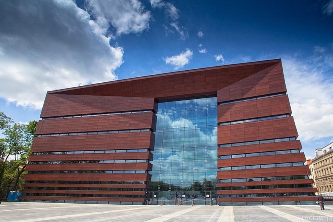 Wielkie otwarcie Narodowego Forum Muzyki we Wrocławiu