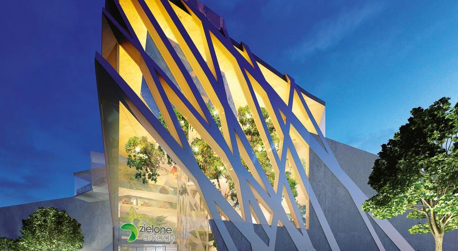 Zielone Arkady od kuchni: technologia i architektura