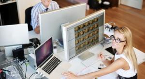 Co drugi pracownik korzysta z nowoczesnych technologii w biurze, a 40 proc. chciałoby, gdyby były dostępne