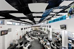 Czy biura call center są skazane na hałas?