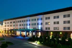 Hotel projektu DDJM pod szyldem Best Western otwarty