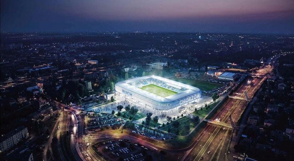 Zobacz jak będzie wyglądał stadion w Chorzowie, projektu GMT