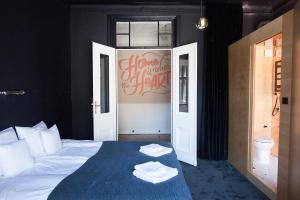 Autor Rooms - butikowy hotel założony przez projektantów z Mamastudio