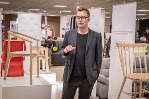 Paged prezentuje się w Warszawie