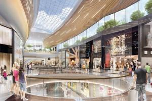 Wroclavia wykracza w przyszłość pod względem trendów architektonicznych
