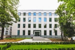Nowa Kreślarnia - nowoczesny gmach Politechniki Warszawskiej gotowy