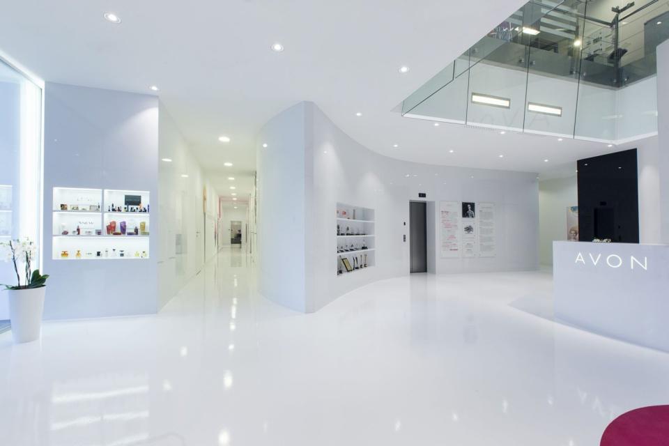 Wspaniały Zobacz jak wygląda biuro firmy Avon - Architektura ZG16
