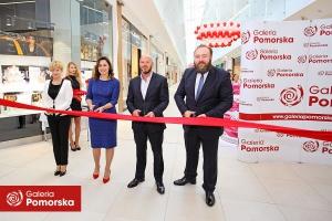 Galeria Pomorska w nowej odsłonie spod kreski Colman Architects i Atelier.com