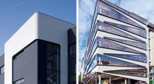 Fantazyjne, geometryczne fasady to wyznacznik dzisiejszych czasów?