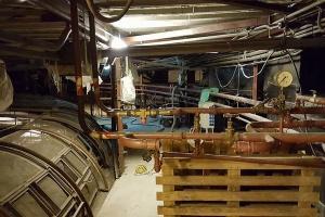 Jeszcze rok do zakończenia remontu Sali Kongresowej