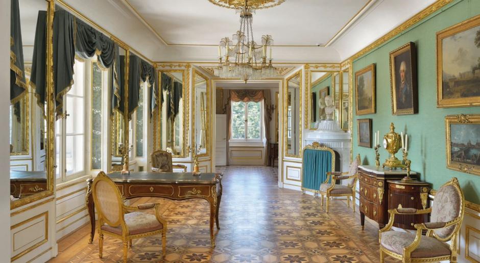 Łazienki Królewskie po remoncie - zobacz efekt