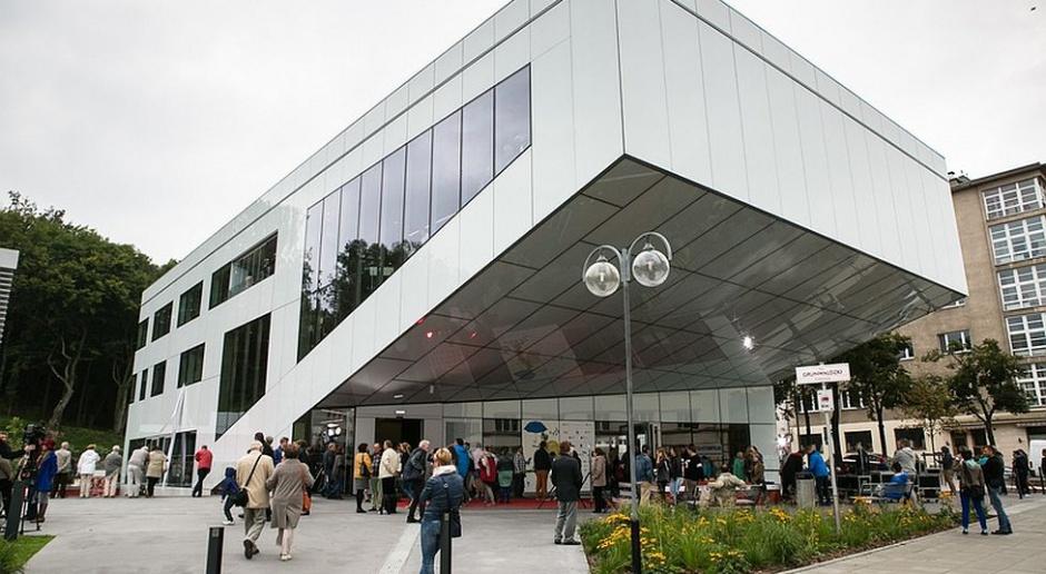 Rok w minutę. Jak zbudowano Gdyńskie Centrum Filmowe
