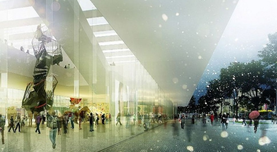 Nie będzie kredytu na budowę Muzeum Sztuki Nowoczesnej