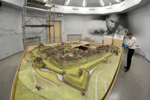 Plastyczna makieta Lwowa - zobacz dzieło sławnego architekta