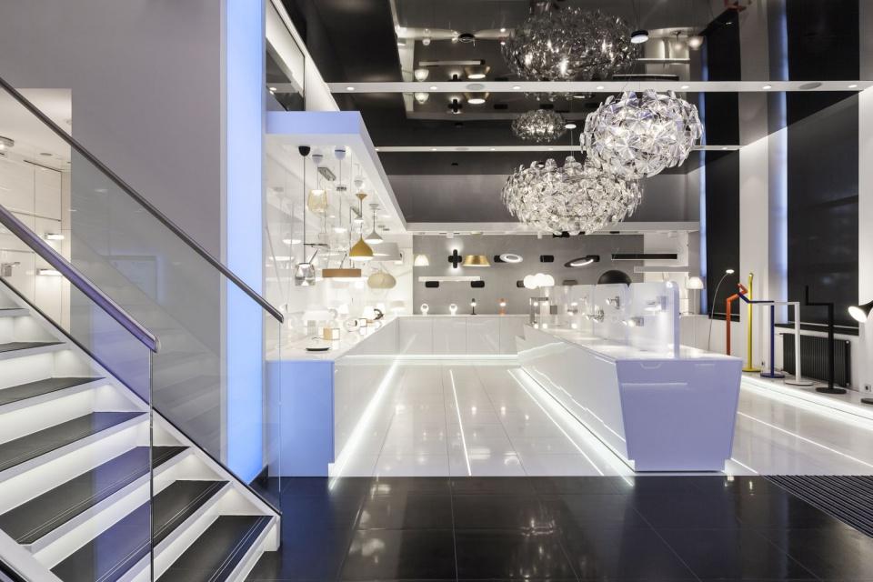 Philips Ma Showroom W Warszawie. To Nowe Miejsce