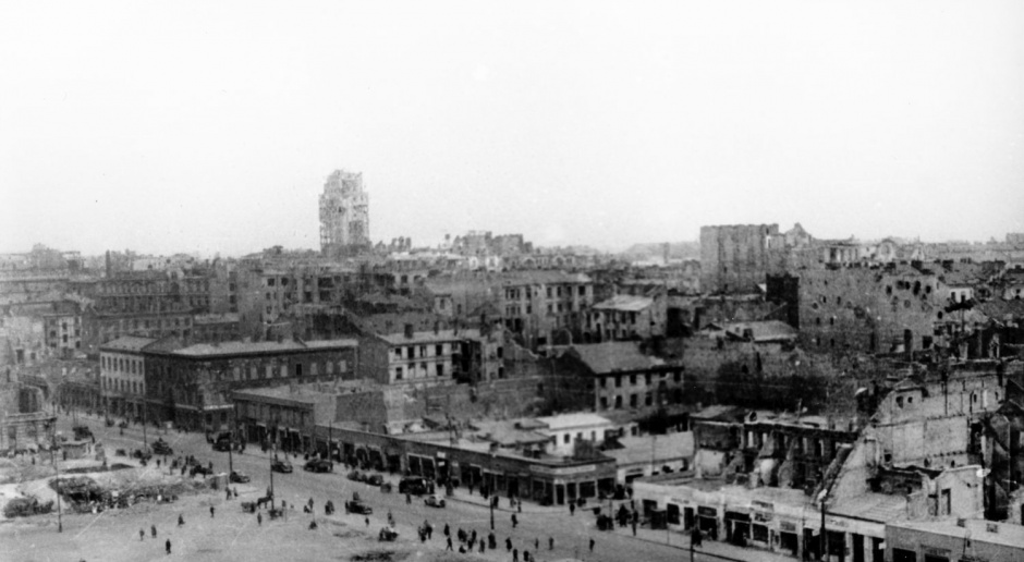 Architekci i urbaniści dźwignęli Warszawę z ruin