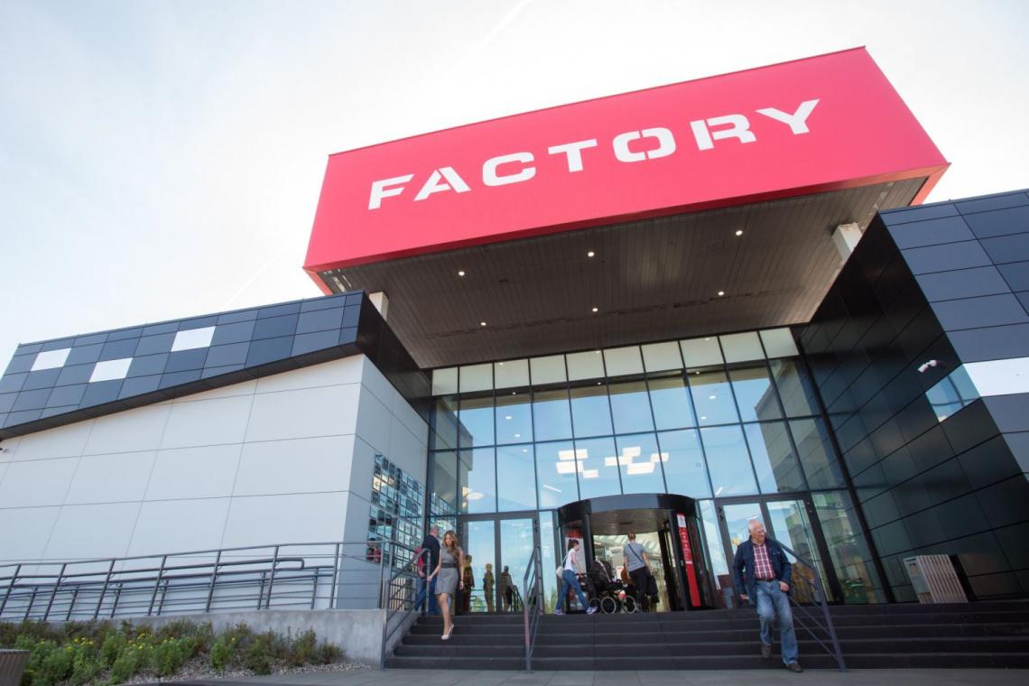Factory Ursus po rozbudowie. Outlet jest większy i bardziej eko