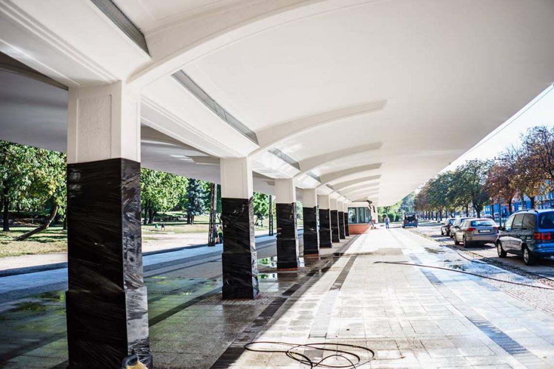 Łódzcy architekci z nową siedzibą na... pętli tramwajowej