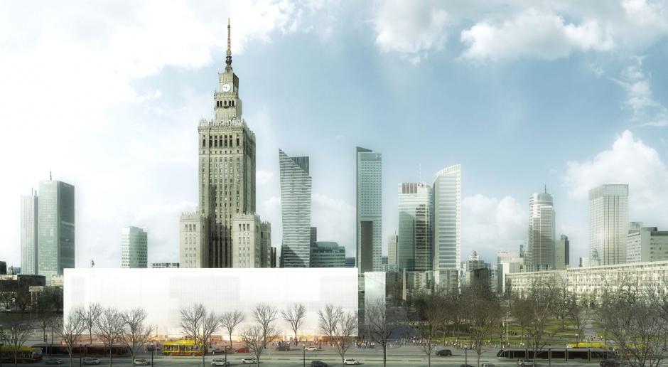 Zobacz jak spektakularnie zmieni się centrum Warszawy