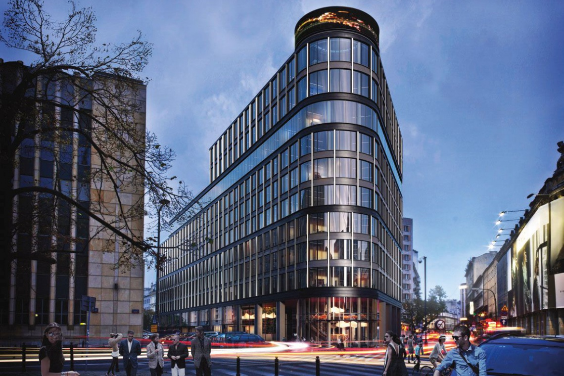 Astoria Premium Offices - innowacyjny, zielony budynek