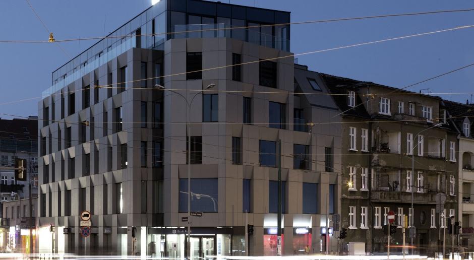 W prestiżowym miejscu Poznania powstał nowy budynek projektu Easst.com